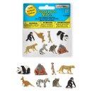 Safari S352222 Zootiere Fun Pack 8 Figuren