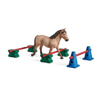 Schleich 42483 - Pony Slalom Farm World