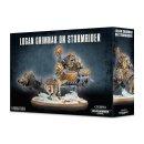 Warhammer 40,000 - 53-13 LOGAN GRIMNAR ON STORMRIDER