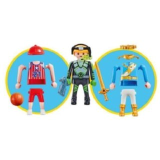 Playmobil 9828 Multiplay-Figur Junge