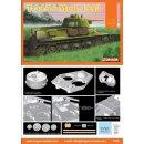 DRAGON 500777596 1:72 T-34/76 Mod.1943