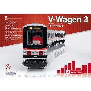V-Wagen 3 Starterset Wiener Linien (1809)