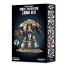 Warhammer 40.000 - 54-15 Knight Preceptor Canis Rex