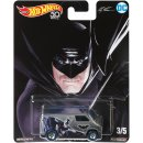 Hot Wheels DC Batman Dodge Custom Van 1977 Real Riders 1:64