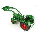UH Farm 5307 - Deutz D6005 - 4WD with front loader +...