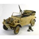 ITALERI (510007405) 1:9 KDF. 1 Typ 82 Kübelwagen