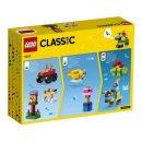 LEGO Classic 11002 LEGO Bausteine - Starter Set