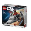 LEGO Star Wars 75224 Sith Infiltrator™ Microfighter