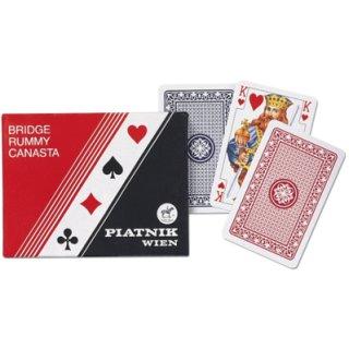 PIATNIK 219733 - Kartenspiel Standart (Jolly) Serie Standard