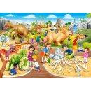 Castorland B-070046 Dinosaur Park, Puzzle 70 Teile