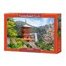 Castorland C-103201-2 Seiganto-ji-Temple, Puzzle 1000 Teile