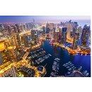 Castorland C-103256-2 Dubai at Night, Puzzle 1000 Teile