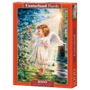 Castorland C-103867-2 An Angels Touch, Puzzle 1000 Teile