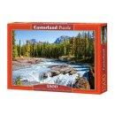 Castorland C-150762-2 Athabasca River,Jasper...