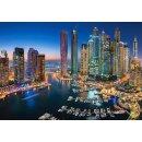 Castorland C-151813-2 Skyscrapers of Dubai, Puzzle 1500...