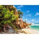 Castorland C-200665-2 Paradise Beach of Seychelles,Puzzle...