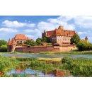Castorland C-300211-2 Malbork Castle, Poland,Puzzle 3000...
