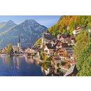 Castorland C-400041-2 Hallstatt, Austria,Puzzle 4000 Teile