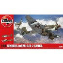 Airfix - A07115 Junkers JU87B-2/R-2  1:48