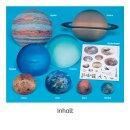 KOSMOS Experimentierkasten 678012 - Nachtleuchtende Planeten