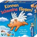 KOSMOS Kinderspiel 697952 - Können Schweine fliegen?