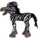 LIVING PUPPETS W787 - Zebrapferdchen - Handspieltier