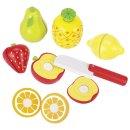 GOKI 51597 - Obst mit Klettverbindung