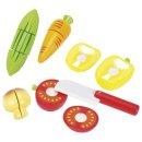 GOKI 51598 - Gemüse mit Klettverbindung