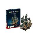 REVELL 00115 - 3D Puzzle Piratenschiff