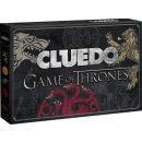 Winning Moves 95100 -- Cluedo -- Game of Thrones...