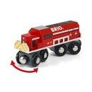 BRIO 63386000 - Roter Frachtzug (Special Edition 2019)