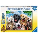 Ravensburger 300 Teile - 13228 Delighted Dogs
