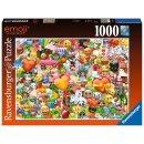 Ravensburger 1000 Teile - 15984 Emoji II