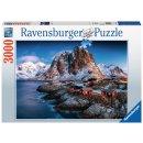 Ravensburger 3000 Teile - 17081 Hamnoy, Lofoten