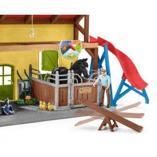 Schleich 42485 - Pferdestall Farm World