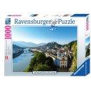 Ravensburger 893515 Salzburg mit Blick auf Festung 1000T