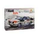 ITALERI 510003642  - 1:24 Audi Quattro Rally
