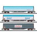 MINITRIX T15375 - Güterwagen-Set Rils SNCF