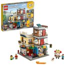 LEGO Creator 31097 - Stadthaus mit Zoohandlung &...
