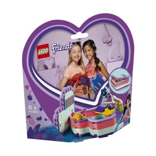 LEGO Friends 41385 - Emmas sommerliche Herzbox