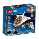 LEGO City 60224 - Satelliten-Wartungsmission