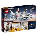 LEGO Marvel Super Heroes™ 76130 - Starks Jet und...