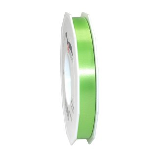 Präsent 15 mm 91 m AMERICA - Ringelband Apfelgrün