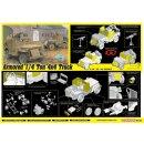 DRAGON 500776727 - 1:35 Armored 1/4-Ton 4x4 Truc