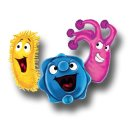 PIATNIK 662072 - FAMILIENSPIEL Bacteria Hysteria