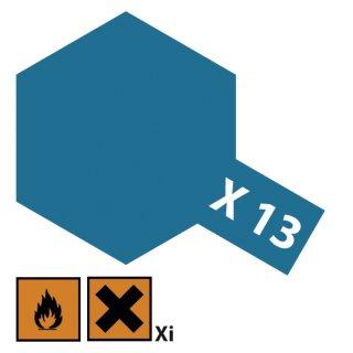 Tamiya  X-13 METALLIC-BLAU glänzend 23 ml