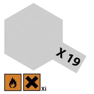 Tamiya  X-19 Rauch glänzend 23ml