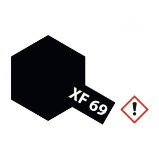 Tamiya  XF-69 NATO Schwarz matt 23ml