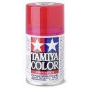 Tamiya  TS-74 Rot Transparent/Klar glänz. 100ml