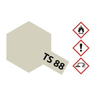 Tamiya  TS-88 Titan Silber 100ml Spray